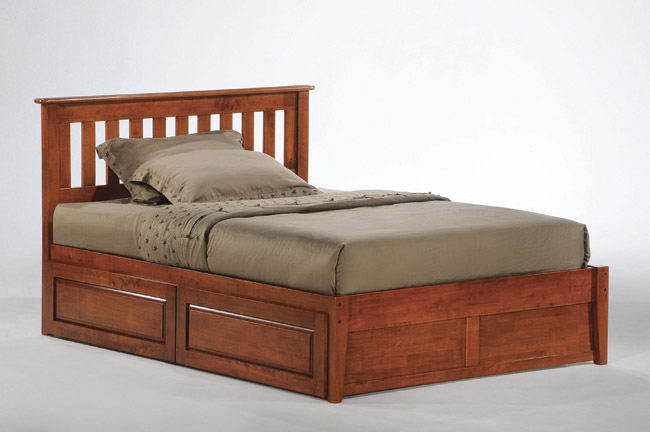 King Size Rosemary Cherry Headboard Only
